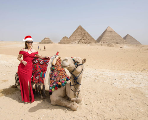 Christmas Event Egypt 2021