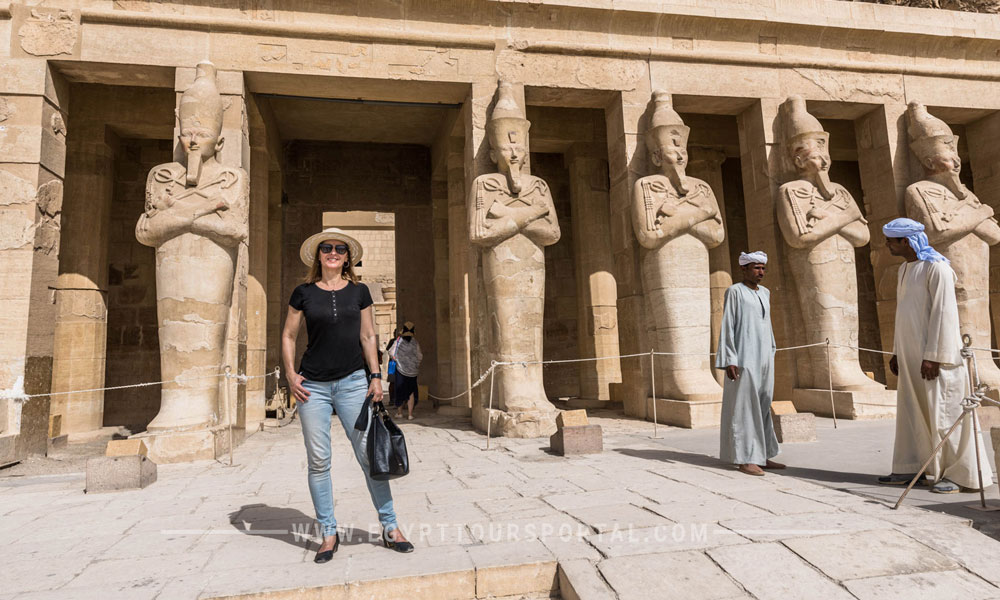 hatshepsut temple - things to do in soma bay - egypt tours portal