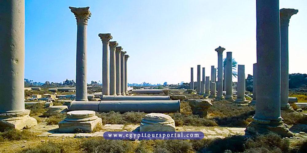 hermopolis city - ancient Egyptian cities - egypt tours portal
