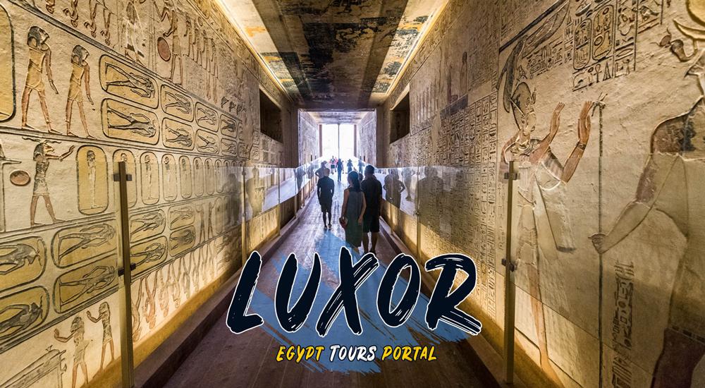 luxor tour from el gouna - outdoor activities to do from el gouna - egypt tours portal