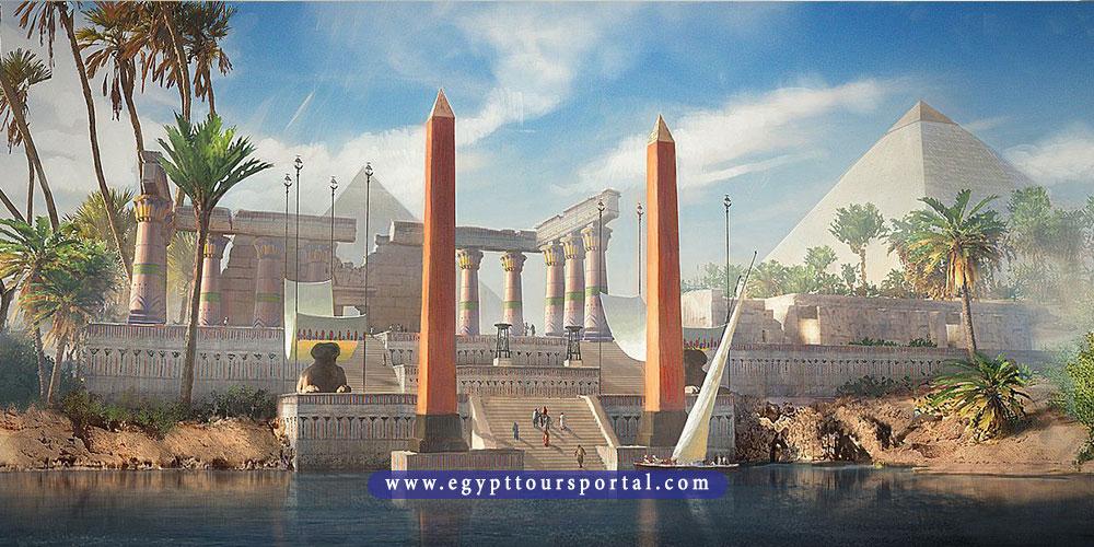 memphis city - ancient Egyptian cities - egypt tours portal