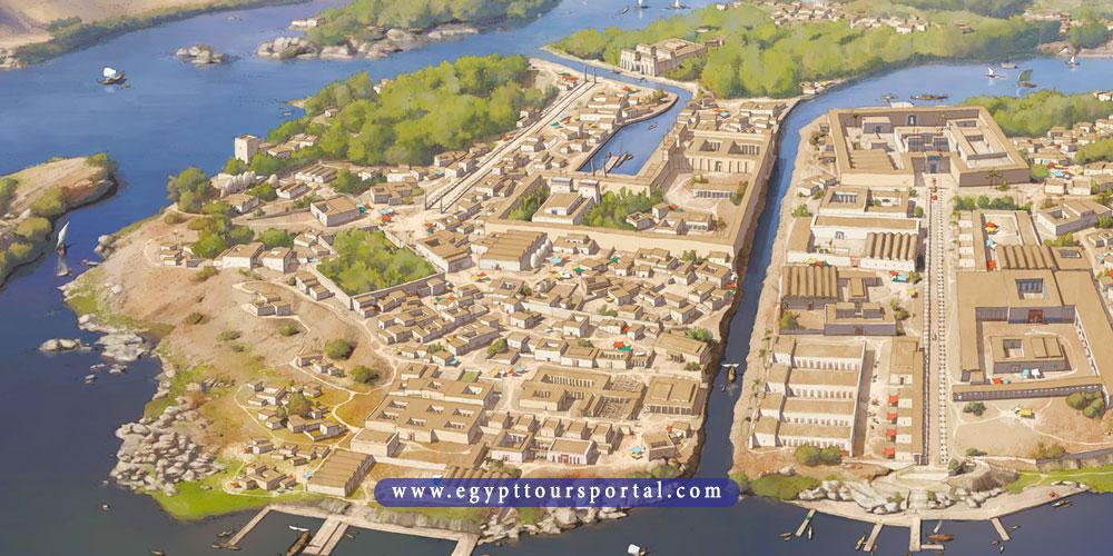 pi ramsess city - ancient Egyptian cities - egypt tours portal