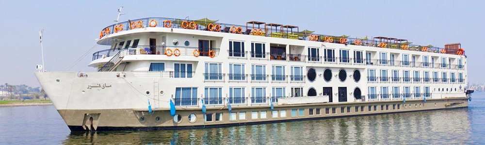 4 Days MS Mayfair Nile Cruise From Aswan
