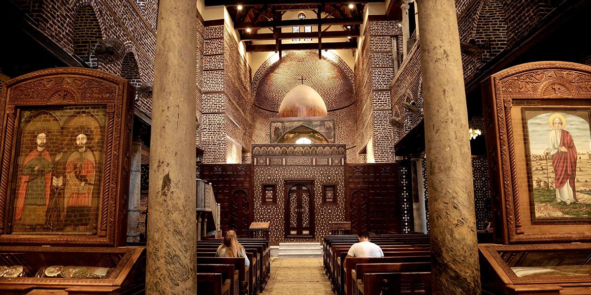 Abu Serga Church - Christian Monuments and Monasteries in Egypt - Egypt Tours Portal