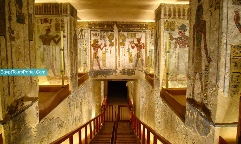 KV2 Tomb - Egypt Tours Portal