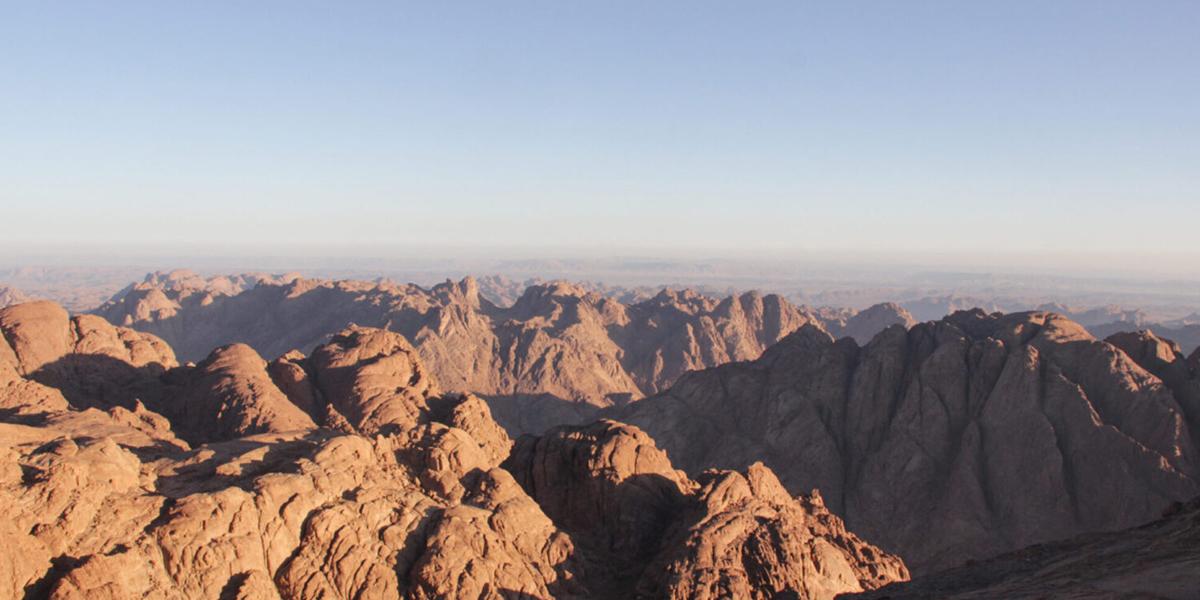 Mount Catherine Train in Sinai - Hiking in Egypt - Egypt Tours Portal