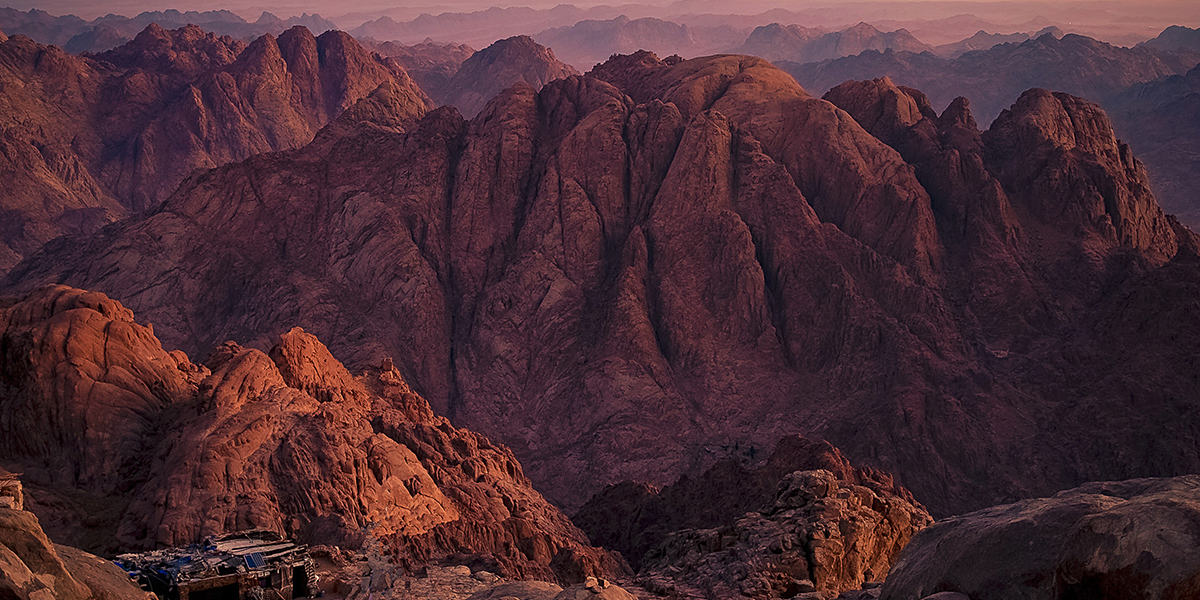 Mount Moses Sinai - Hiking in Egypt - Egypt Tours Portal