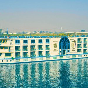 Luxury Sonesta Moon Goddess Nile Cruise