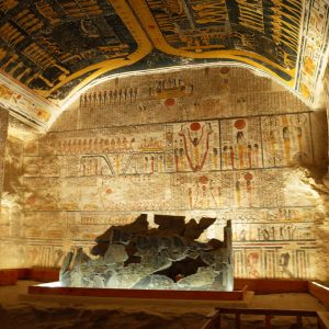 Tomb of Ramses IV - Egypt Tours Portal