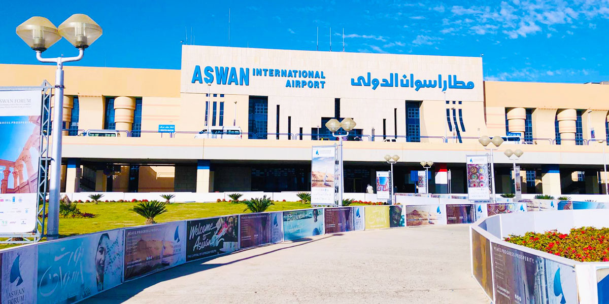 Aswan International Airport - Egypt Airports - Egypt Tours Portal