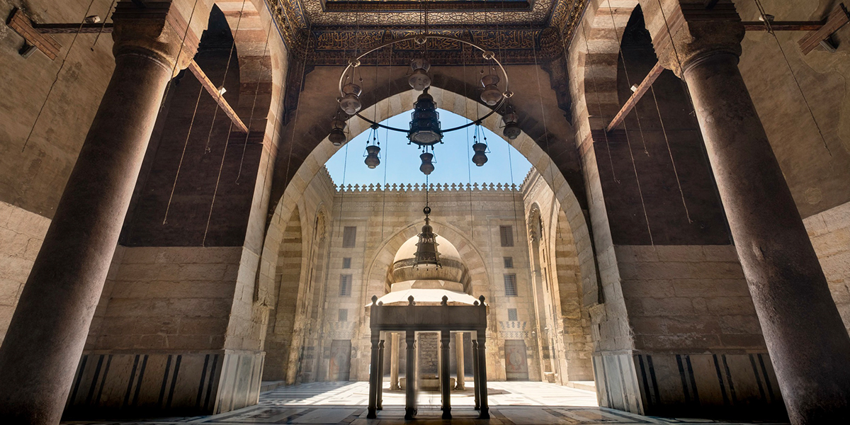 Barqouqy Mosque- Egypt Culture and Traditions - Egypt Tours Portal