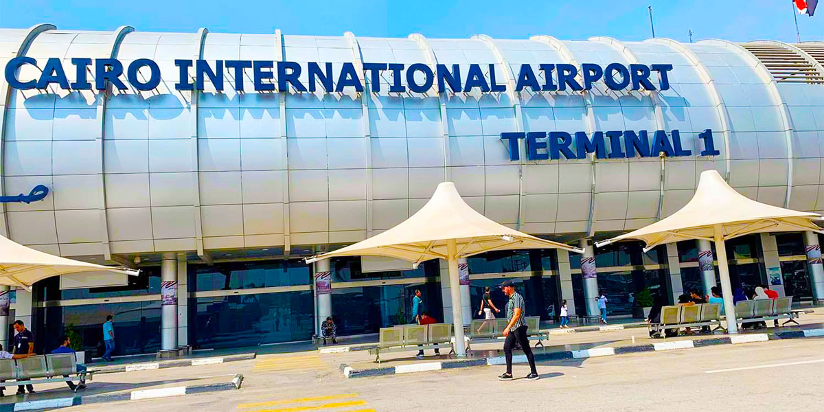 Cairo International Airport - Egypt Airports - Egypt Tours Portal