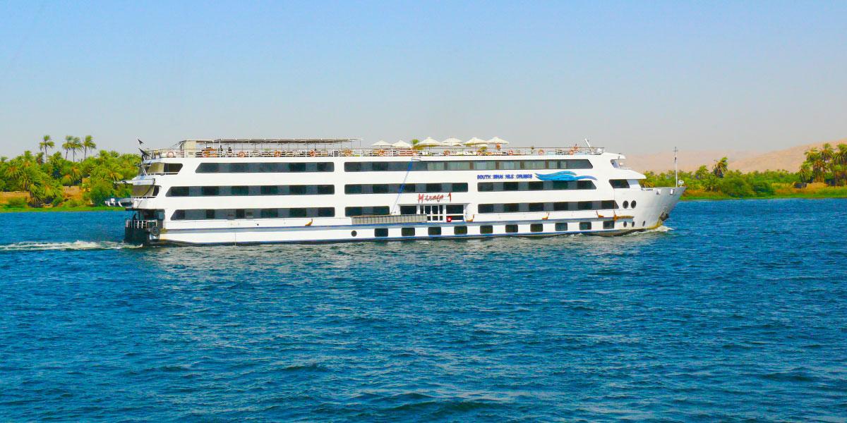 History of Egypt Nile River Cruise - Egypt Tours Portal