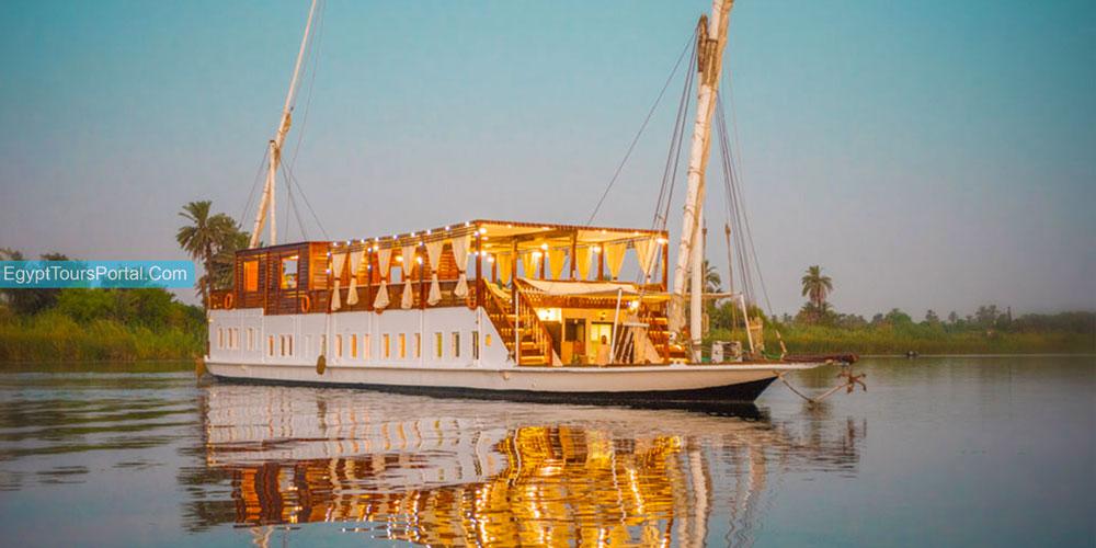 How Dahabiya Nile Cruise Is Works - Egypt Tours Portal