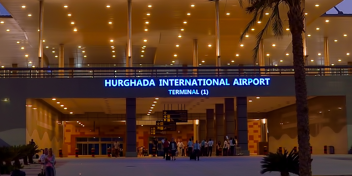 Hurghada International Airport- List of Egypt Airports - Egypt Tours Portal