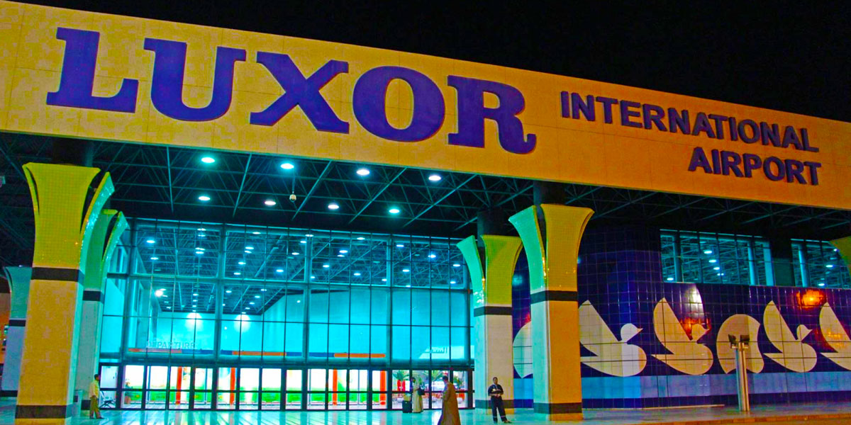 Luxor International Airport - Egypt Airports - Egypt Tours Portal