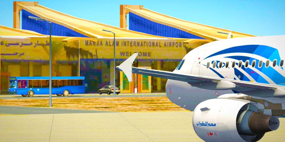 Marsa Alam International Airport - Egypt Airports - Egypt Tours Portal