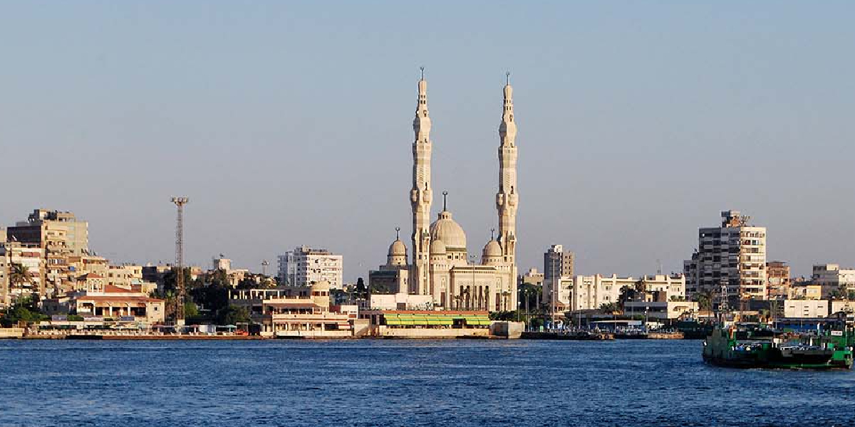 Port Said Port of Call – Main Ports of Egypt - Egypt Tours Portal