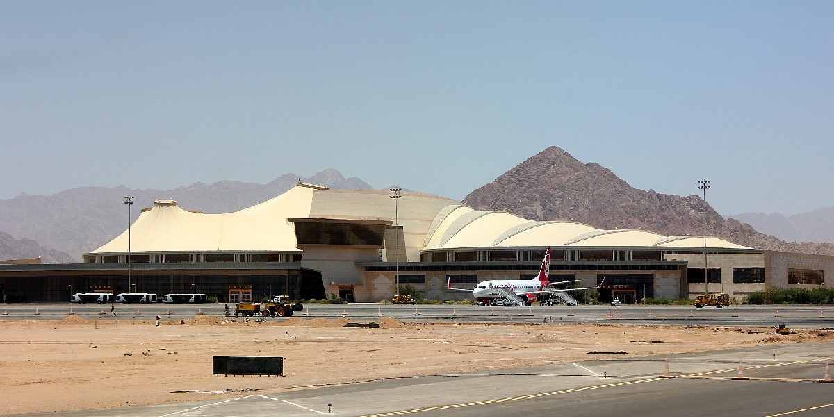 Sharm El Sheikh International Airport - List of Egypt Airports - Egypt Tours Portal