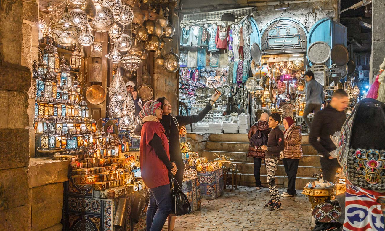 Shopping in Egypt - Egypt Tours Portal