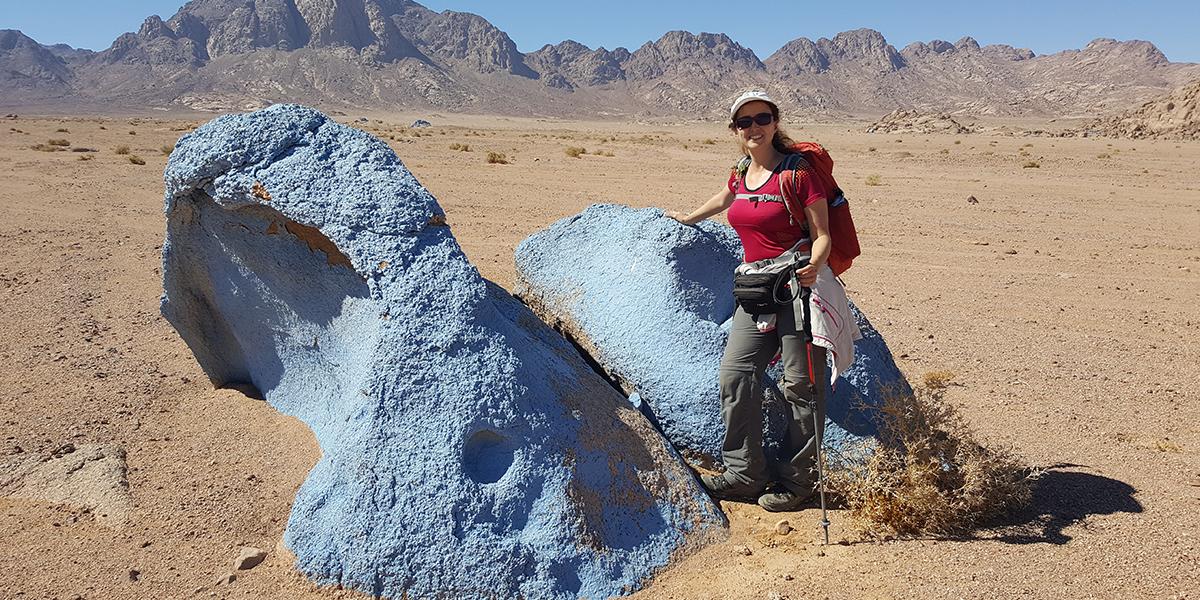 The Blue Desert - Egypt Desert Deserve to Discover for Adventure Travelers - Egypt Tours Portal