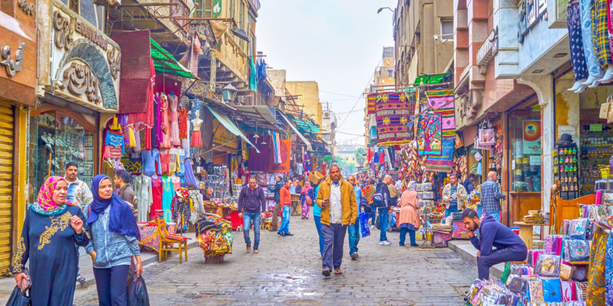 The Markets and Bazaars of Egypt- Shopping In Egypt - Egypt Tours Portal