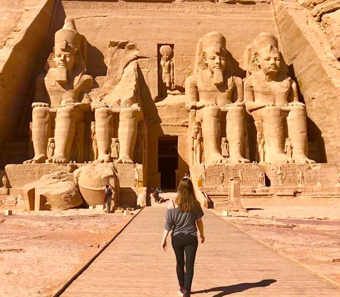 Los Consejos para Viajar Sola a Egipto
