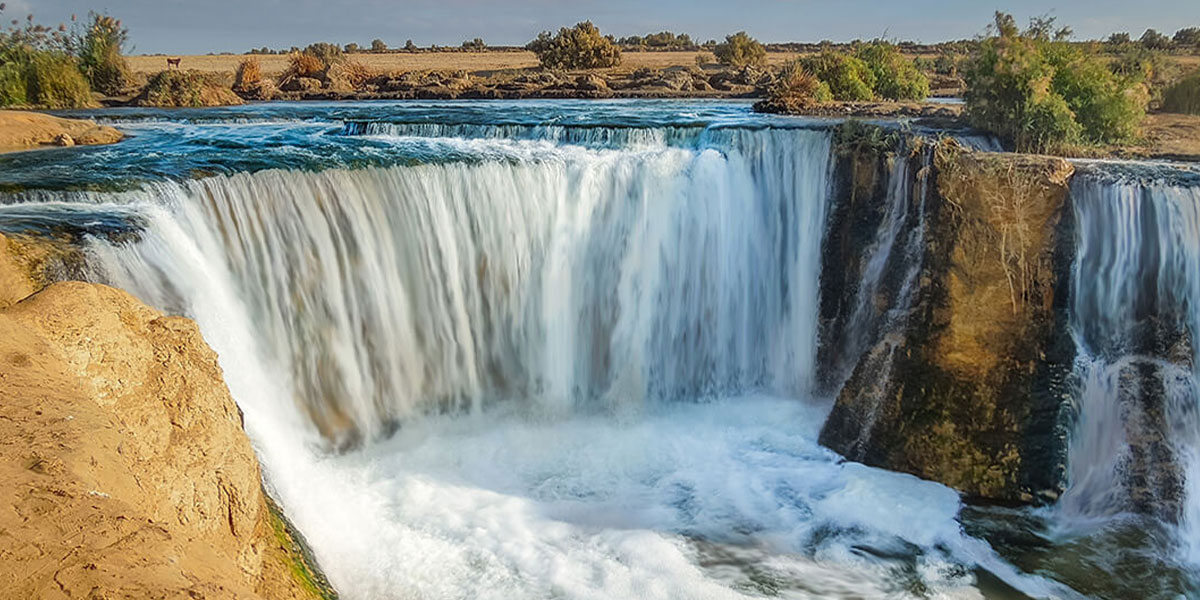 Fayoum - The Best Camping Spots in Egypt - Egypt Tours Portal