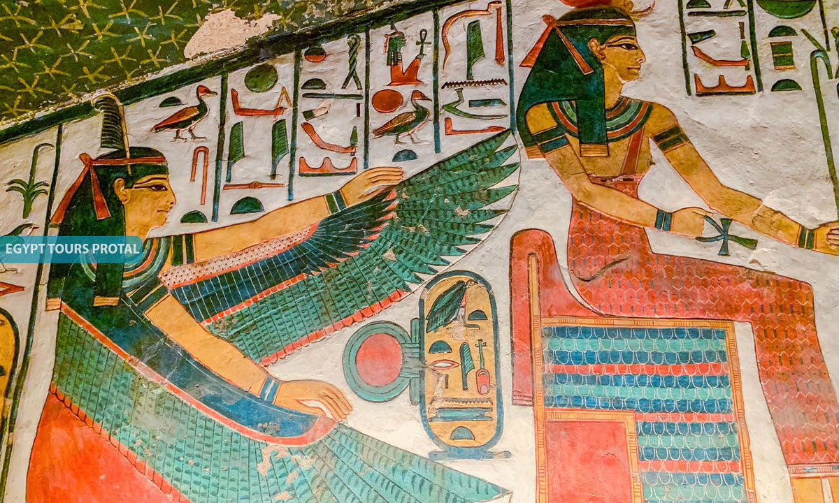 Historical Progress In Ancient Egyptian Art - Egypt Tours Portal