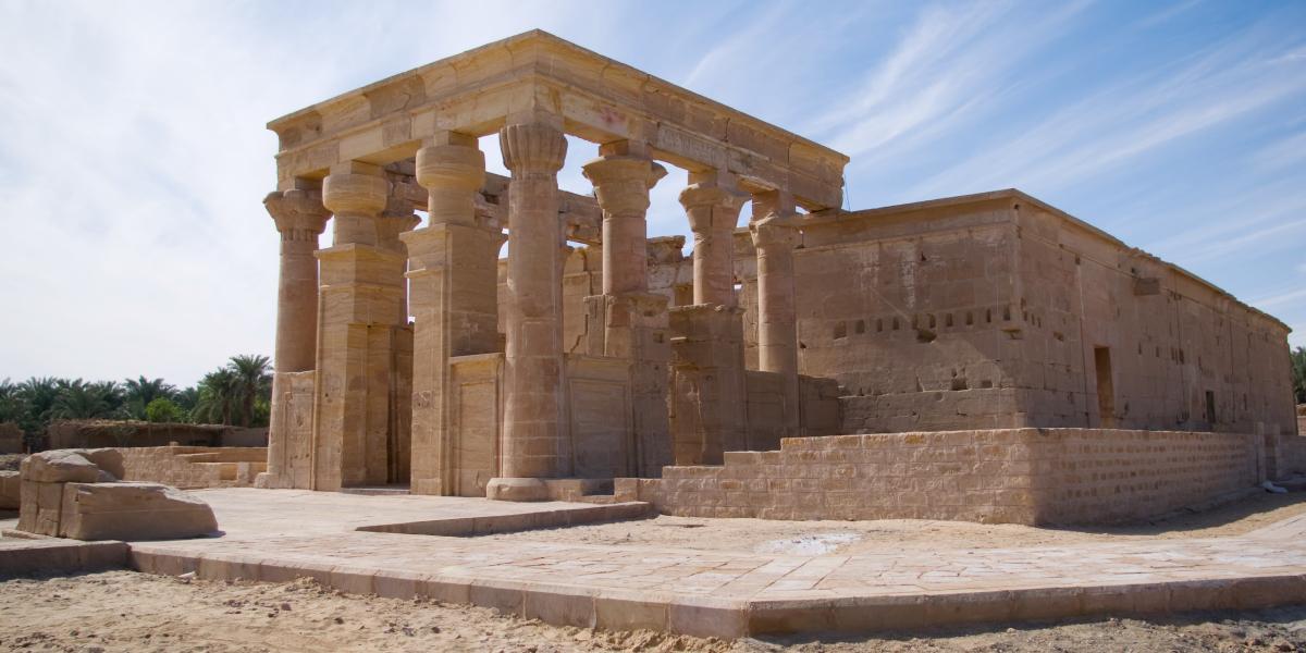 Kharga Oasis - Medical Tourism in Egypt - Egypt Tours Portal
