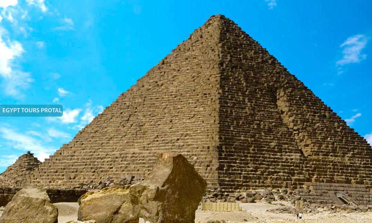 Menkaure Pyramid Contents - Egypt Tours Portal