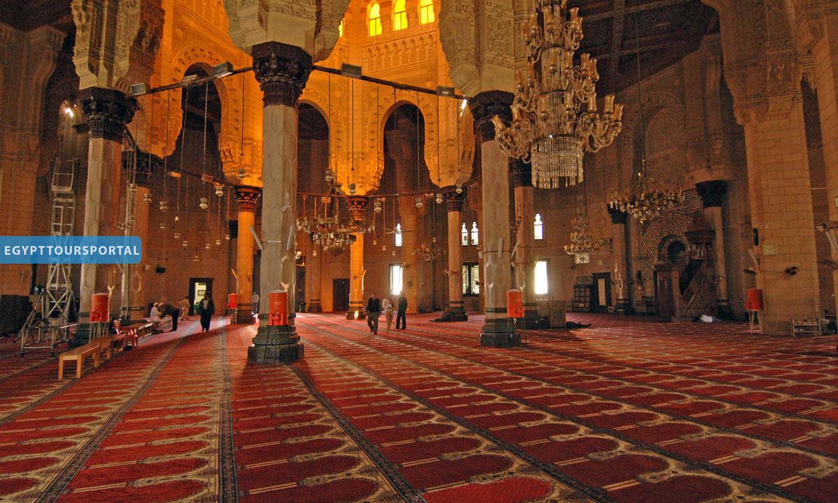 Morsi Abu El Abbas Mosque History - Egypt Tours Portal