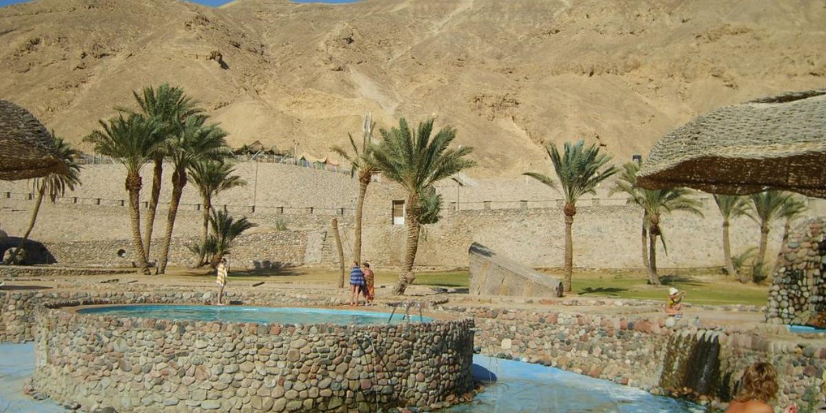 Moses Pool - Medical Tourism in Egypt - Egypt Tours Portal