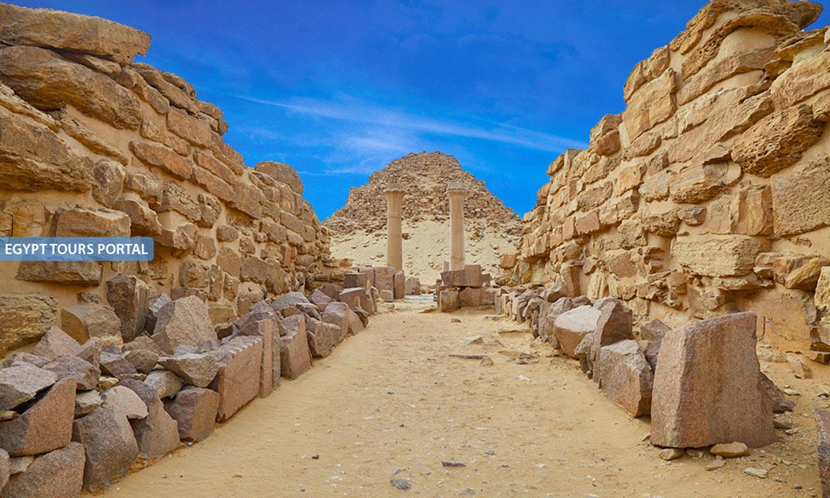 Pyramid Of Sahure Content - Egypt Tours Portal