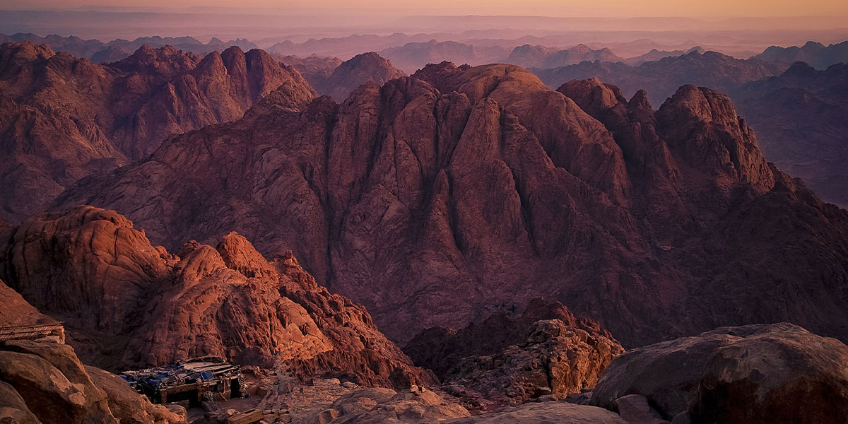 Sinai Mountains - The Best Camping Spots in Egypt - Egypt Tours Portal