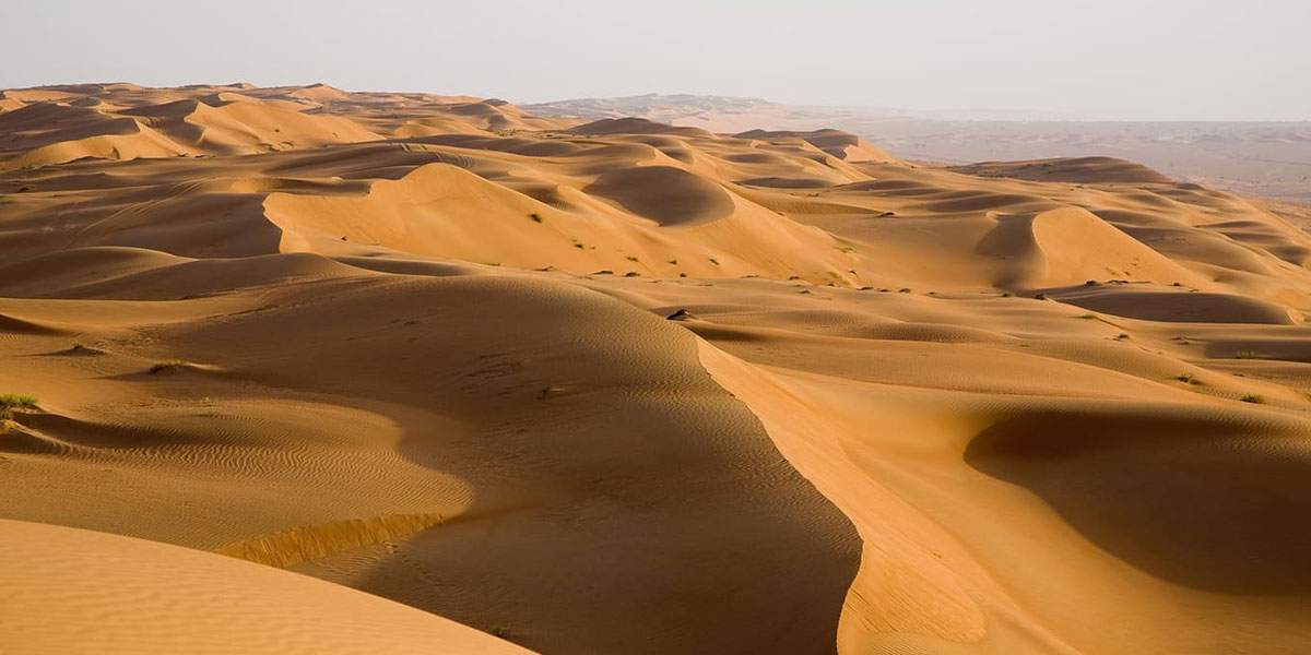 The Great Sea of Sand in Siwa - Best Places to Go Sand Boarding In Egypt - Egypt Tours Portal