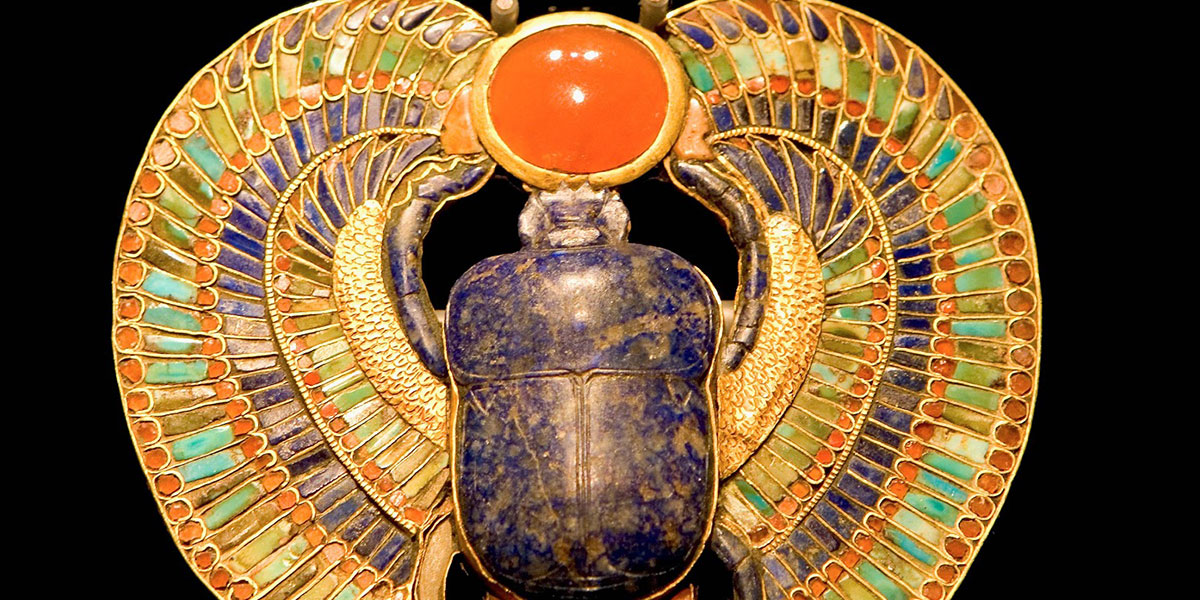 The Scarab - 10 Traditional Souvenirs to buy in Egypt - Egypt Tours Portal
