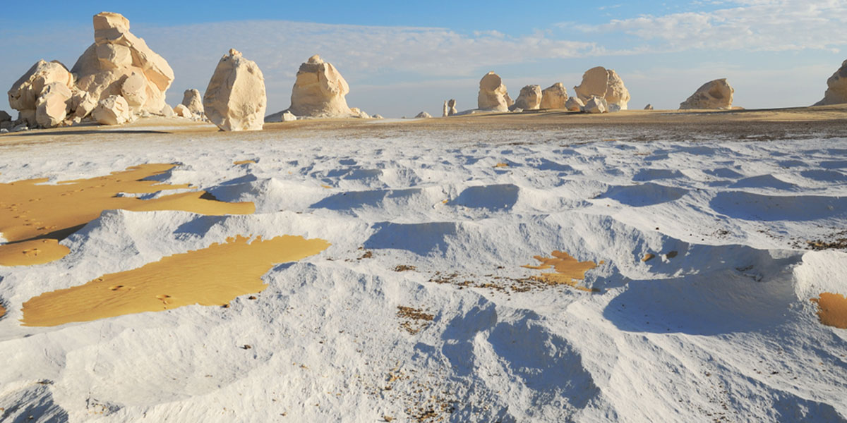 The White & the Black Deserts - The Best Camping Spots in Egypt - Egypt Tours Portal