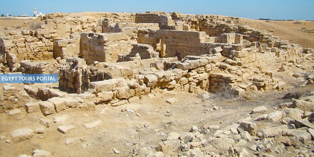 Abu Mena - UNESCO World Heritage Sites In Egypt - Egypt Tours Portal