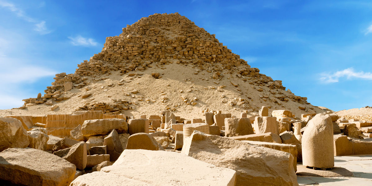 Abusir Facts - Egypt Tours Portal