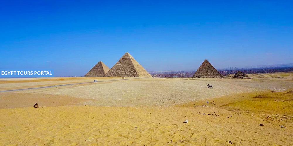 Giza Pyramids - UNESCO World Heritage Sites In Egypt - Egypt Tours Portal