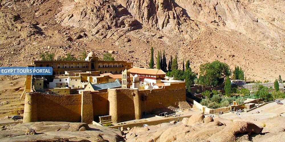 Saint Catherine Area - UNESCO World Heritage Sites In Egypt - Egypt Tours Portal