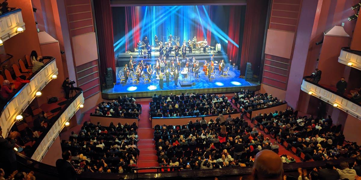 The Egyptian Opera House Content - Egypt Tours Portal