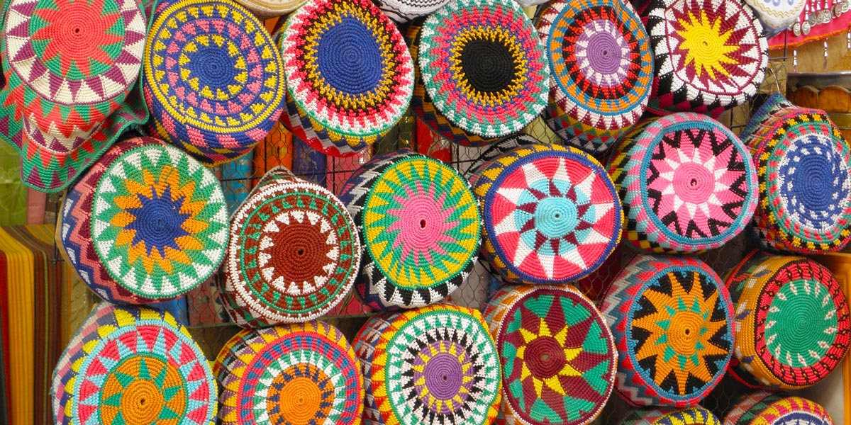 Traditional Hats - 10 Traditional Souvenirs to Buy in Egypt - Egypt Tours Portal