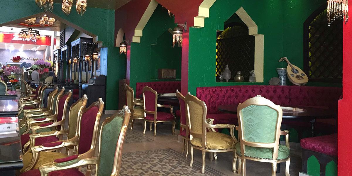 Abou-El-Sid-restaurant - Top Restaurants in Cairo - Egypt Tours Portal