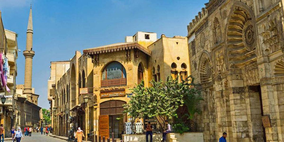 Al-Aqmar Mosque - Egypt Tours Portal