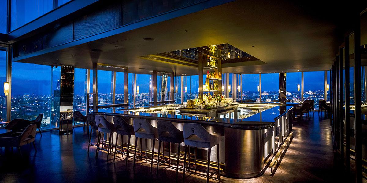 Aqua-Restaurant - Top Restaurants in Cairo - Egypt Tours Portal