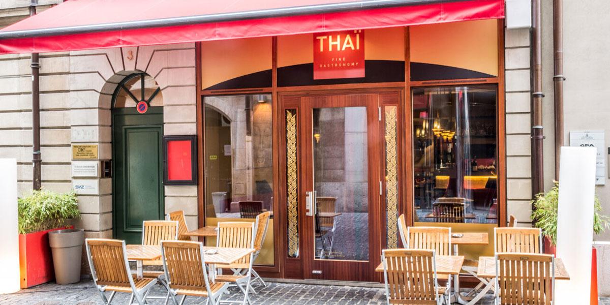 Lai-Thai - Top Restaurants in Cairo - Egypt Tours Portal