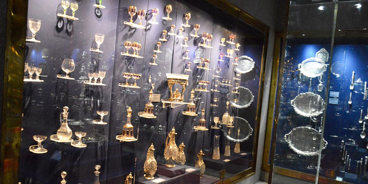 Silverware Museum - Abdeen Palace - Egypt Tours Portal