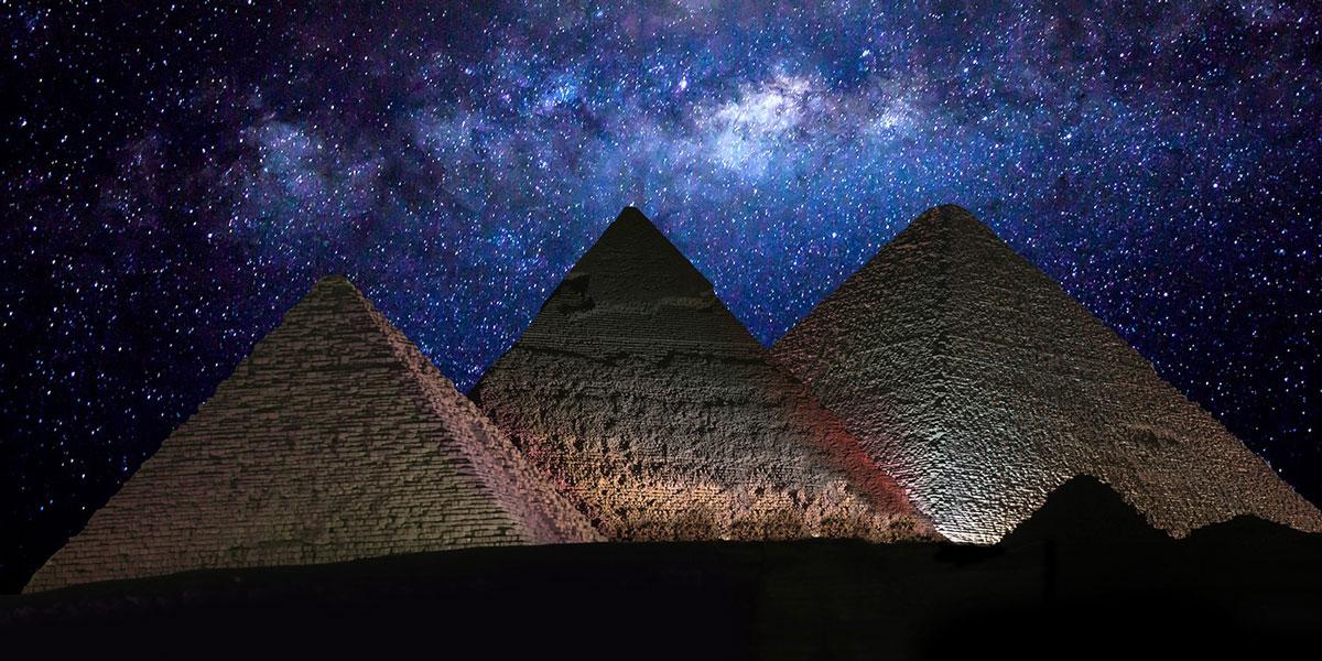 Stargazing at Giza Plateau - Egypt Tours Portal